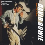 David Bowie 1990-04-29 Pensacola ,Civic Center - Never Let It Rain - SQ 8,5