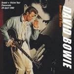 David Bowie 1990-04-29 Pensacola ,Civic Center - Never Let It Rain - SQ 7,5
