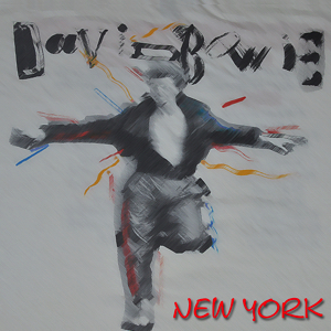 David Bowie 1987-03-18 New York ,Cat Club, [promo show] SQ 8,5