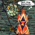 David Bowie 1997-07-23 Manchester ,Academy - Next Stop... Manchester - SQ 8,5