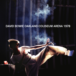 David Bowie 1978-04-05 Oakland ,Coliseum Arena (16-Bit Remaster Learm) - SQ 7,5