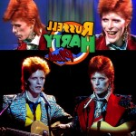 David Bowie on Russell Harty Plus broadcast 1973-01-17