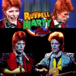 David Bowie 1973-01-17 London ,L.W.T South Bank Studios – Bowie on Russell Harty Plus (recorded 1973-01-05) – SQ 8,5