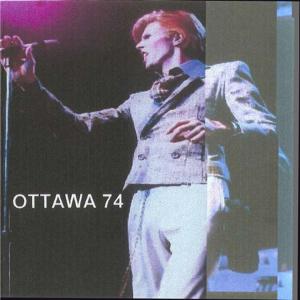 David Bowie 1974-06-15 Ottawa ,Civic Centre - Ottawa 74 - (FAKE ) - SQ 7+