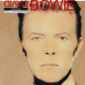 David Bowie Out Tunes (FM Radio Interviews from BBC Radio One with Simon Bates) (1990-1993) - SQ 10