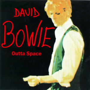 David Bowie Outta Space (Compilation 1969-1970) - SQ 8-9