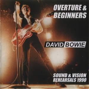 David Bowie 1990-02-00 New York ,Sound & Vision Rehearsals - Overture & Beginners - (SBD) - SQ 8+