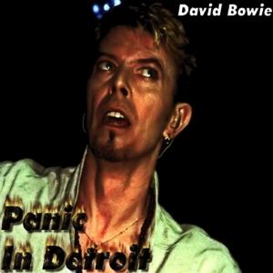 David Bowie 1997-09-22 Detroit ,State Theatre - Panic In Detroit - SQ 8,5