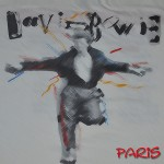 David Bowie 1987-03-21 Paris ,La Locomotive  [promo show] SQ 7,5