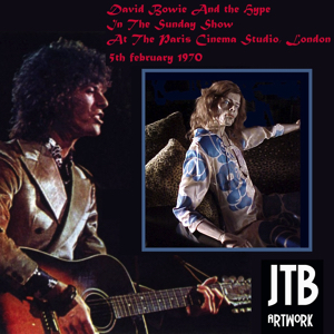1970-02-05 London ,Paris Cinema Studio ,BBC Session (Remastered) - SQ 8