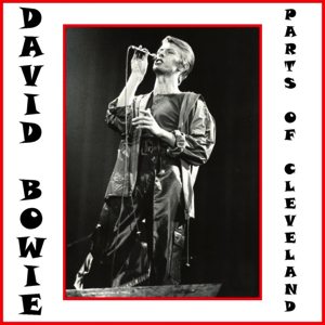 David Bowie 1978-04-22 Cleveland ,Richfield Coliseum - Parts Of Cleveland - SQ -7 (MP3)