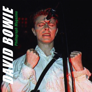 David Bowie 1990-08-04 Milton Keynes ,National Bowl - Photograph Magazine - SQ 8