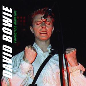 David Bowie 1990-08-04 Milton Keynes ,Milton Keynes Bowl - Photograph Magazine - SQ 8