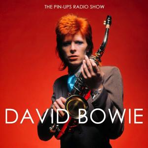 David Bowie The Pin Ups Radio Show - Pin Ups promo from 1973 - BBC Radio 6 Music - SQ 10