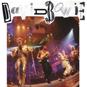 David Bowie 1987-06-02 Werchter Festival Belgium - Pretty As A Picture - SQ 8+