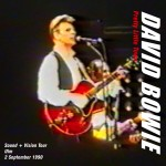 David Bowie 1990-09-02 Ulm ,Volksfestplatz an der Donau - Pretty Little Town - SQ 8