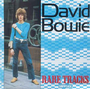 David Bowie ‎Rare Tracks -David Bowie & The Lower Third