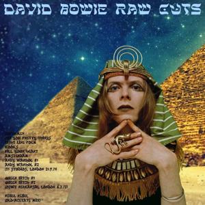 David Bowie Raw Cuts - (Various Studio & Acetate Recordings 1971-1973) - SQ 8-9