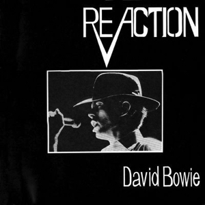 David Bowie 1978-12-06 Osaka ,Koseinenkin Kaikan - Reaction - (Vinyl RIP) SQ -8