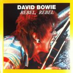 David Bowie Rebel ,Rebel (BBC session Compilation 1969-1972) - SQ -9