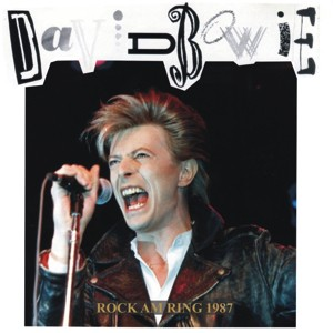 David Bowie 1987-06-07 Koblenz ,Nurburgring - Rock Am Ring 1987 - (Off Master) - SQ 8