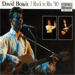 David Bowie 1990-09-20 Rio de Janeiro ,Sambodromo – Rock In Rio '90  – SQ 8,5