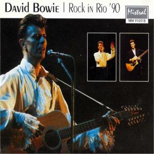 David Bowie 1990-09-20 Rio de Janeiro ,Sambodromo - Rock In Rio '90 - SQ 8,5