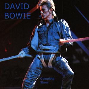 David Bowie 1987-06-15 Roma ,Stadio Flaminio (Complete Master) SQ 7,+