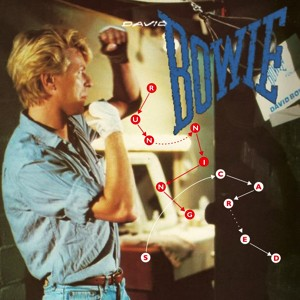David Bowie 1983-08-19 Dallas ,Reunion Arena - Running Scared - SQ 8+-
