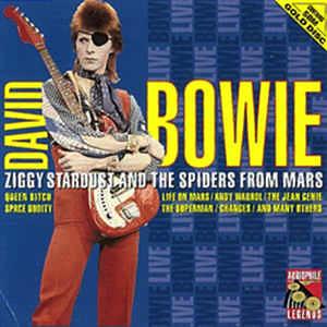 David Bowie 1972-10-20 Santa Monica ,Civic Auditorium (KMET FM Radio )(Diedrich) - SQ 10