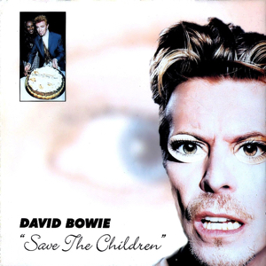 David Bowie 1997-01-09 New York ,Madison Square Gardens - Save The Children - SQ 9