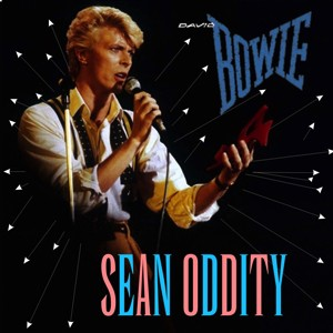 David Bowie 1983-07-27 New York ,Madison Square Garden - Sean Oddity - SQ 8