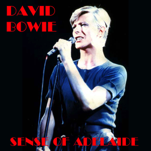David Bowie 1978-11-11 Adelaide ,Adelaide Oval (Cricket Ground) - Sense of Adelaide - SQ -7