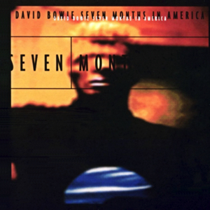David Bowie 1997 Seven Months In America - Atlanta ,Smith's Old Bar & The GQ Men Of The Year Award - SQ 9,5