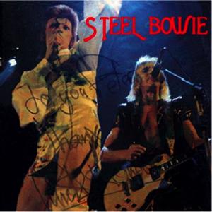 David Bowie 1973-06-06 Sheffield, City (Oval) Hall - Steel Bowie - SQ 3