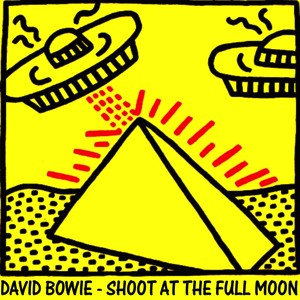David Bowie 1983-10-27 Osaka ,Funitsu Taikukan - Shoot At The Full Moon - SQ 8+