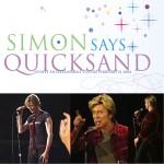 David Bowie 2004-02-21 Sydney ,Entertaiment Centre - Simon Says Quicksand - SQ 8,5