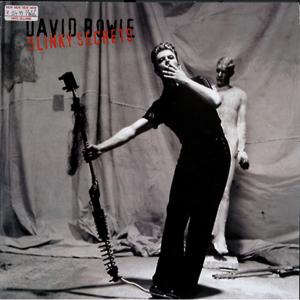 David Bowie 1995-11-08/12 Borehamwood ,Elstree Studios - Slinky Secrets (Outside Tour Rehearsals) - SQ -9