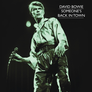 David Bowie 1978-06-14 Newcastle ,City Hall - Someone's Back In Town - SQ 7