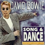 David Bowie 1997-06-02 London ,Hanover Grand – Song And Dance – (Try-Out Concert) – SQ 8,5