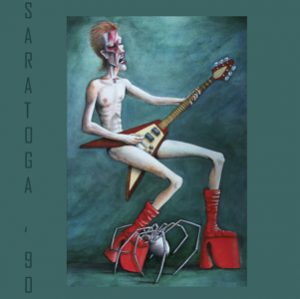 David Bowie 1990-07-07 Saratoga ,Performing Arts Center - Saratoga 90 - (T. B. DAT Master) - SQ 8,5