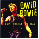 David Bowie 1996-07-14 St. Polten ,Domplatz Festival – St.Polten Festival – SQ 8+
