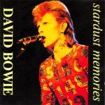 David Bowie Stardust Memories - Compilation 1969-1972 - SQ 8-9