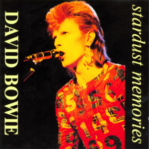 David Bowie Stardust Memories (Studio-Outtakes ,BBC Sessions 1969-1972) - SQ 8-9