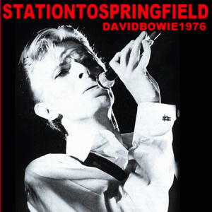 David Bowie 1976-03-21 Springfield ,Civic Center - Station to Springfield - SQ 7,5