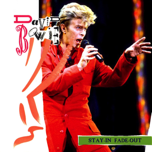 David Bowie 1987-05-30 Rotterdam ,Stadium Feyenoord De Kuip - Stay In Stay Out - SQ 7,5