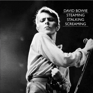 David Bowie 1978-04-21 Detroit ,Cobo Arena - Steaming Stalking Screaming - SQ -8