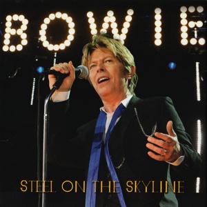 David Bowie 2002-10-12 New York ,Brooklyn, St.Anns Warehouse - Steel on the Skyline - SQ 9