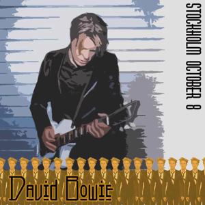 David Bowie 2003-10-08 Stockholm ,Globe Arena (alternate - Z67 Remake) - SQ 8,5