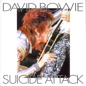 David Bowie 1973-04-20 Tokyo ,Shibuya Kokaido Public Hall - Suicide Attack - SQ -7